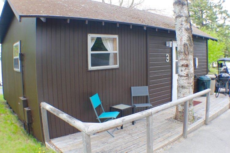 Cabin Three Birch Bay Resort