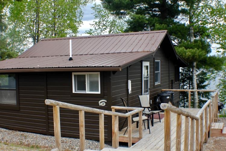Cabin Six Birch Bay Resort