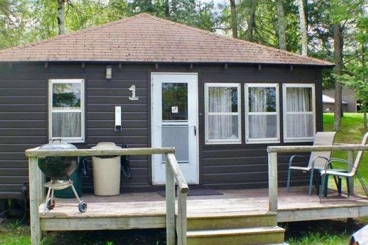 Cabin One Birch Bay Resort